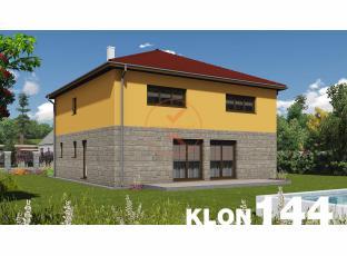 Typový dům | Projekt domu KLON 144