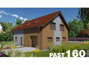 Typový dům | Projekt domu PAST 160