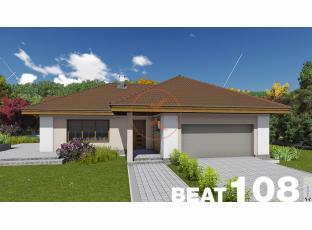 Typový dům | Projekt domu BEAT 108