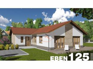 Typový dům | Projekt domu EBEN 125