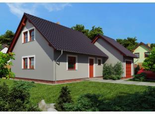 Typový dům | Rodinný dům Tereza