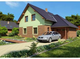 Typový dům | Rodinný dům Karel
