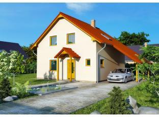 Typový dům | Rodinný dům Pedro C