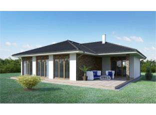 Typový dům | Ecomodula LG 162