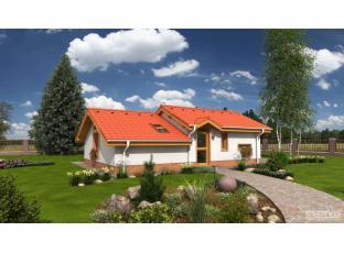 Typový dům | Bungalow 14