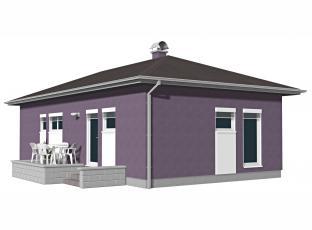 Typový dům | Sara