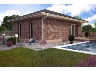 Typový dům | Dřevostavba bungalovu 800