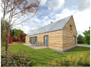 Typový dům | ALFA 107 – Přízemní typový dům